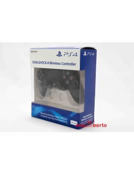 Mando PS4 negro con caja...