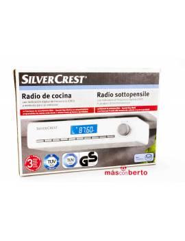 Radio de cocina Silvercrest...