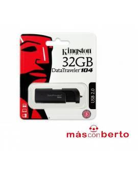 Pendrive Kingston de 32GB...