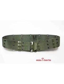 Cinturón Militar verde...