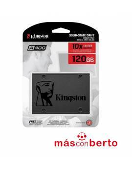 Disco Duro SSD 120 GB Kingston