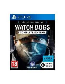 Juego PS4 Watch Dogs (NUEVO)