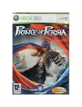 Juego Xbox 360 Prince of...