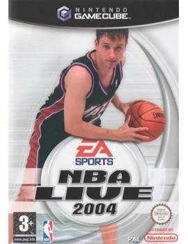 Juego GameCube NCB Live 2004