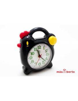 Despertador alarclock color...