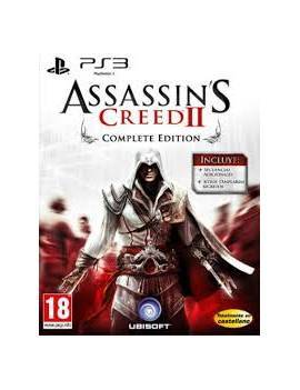 Juego PS3 Assassin´s Creed II