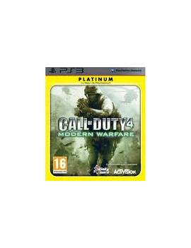 Juego PS3 Call of Duty4...