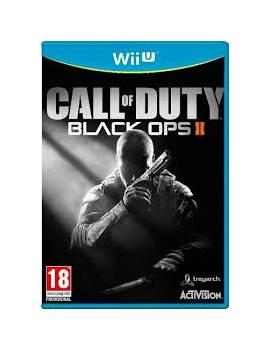 Juego Wii U Call of Duty...