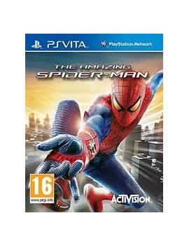 Juego PSVita Spiderman The...