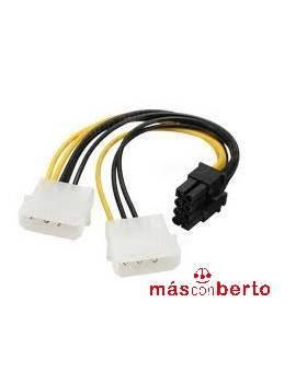 Cable de corriente 2 Molex...