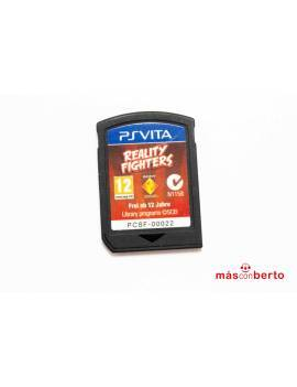 Juego PSVita Reality Fighters