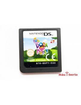 Juego DS Dora Puppy