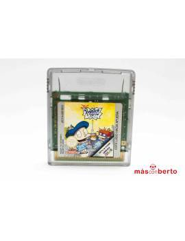 Juego GameBoy Color Rugrats...