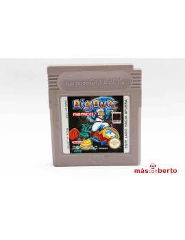 Juego GameBoy Dig Dug Namco