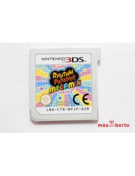 Juego 3DS Rhythm Paradise...
