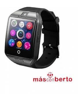 Smart Watch Q18 Negro V5656