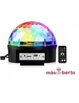 Altavoz Bola Magic Light...