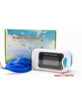 Pulsioximetro Azul