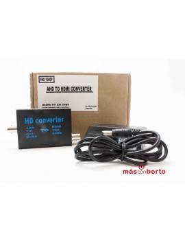 Convertidor AHD a HDMI