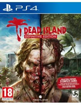 Juego PS4 Dead island...