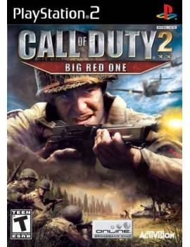 Juego PS2 Call of duty 2...