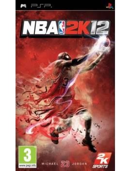 Juego PSP NBA2K12
