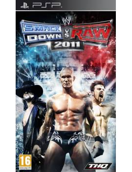 Juego PSP Smack down vs raw...