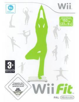 Juego WII Wii Fit