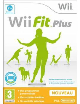 Juego WII WiiFit Plus