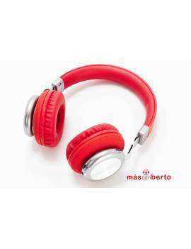 Auricular diadema Rojo...