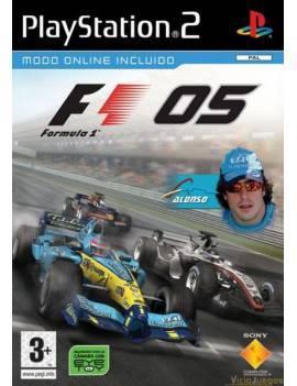 Juego PS2 F1 05