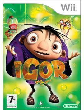 Juego Wii Igor The Game