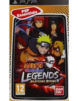 Juego PSP Naruto Shippuden...