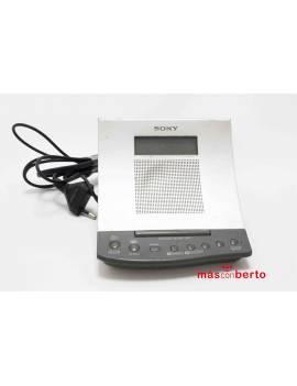 Radio Reloj Sony Icf-c703