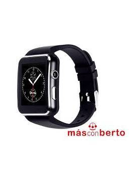 SmartWatch M2 Tech V6003 negro
