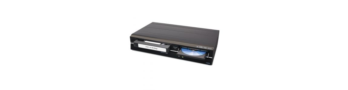 Combos VHS-DVD