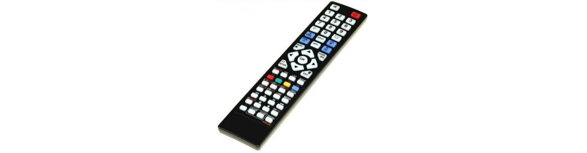 Mandos para televisores